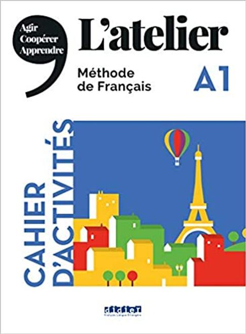 L'atelier Cahier d'activites + CD - A1