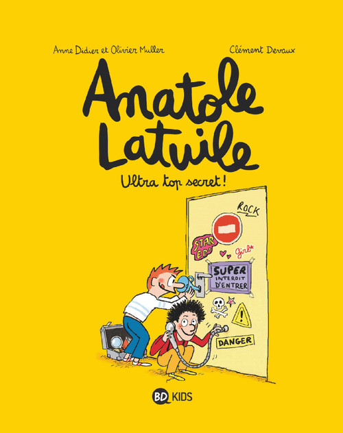 Anatole Latuile T5 Ultra top secret