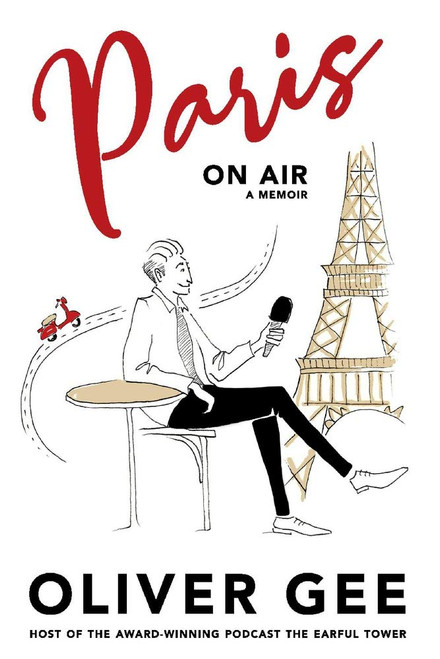 English language non-fiction Paris on Air