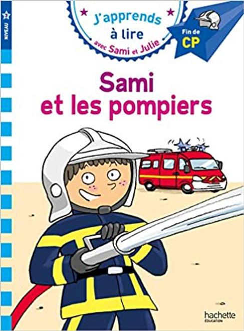 Sami et Julie: Sami et les pompiers (CP - Niveau 3)