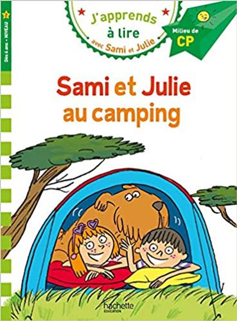 Sami et Julie au camping  (CP - Niveau 2)