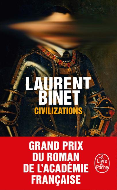 Civilizations  - Grand Prix du roman de l'academie francaise 2019 (Poche)