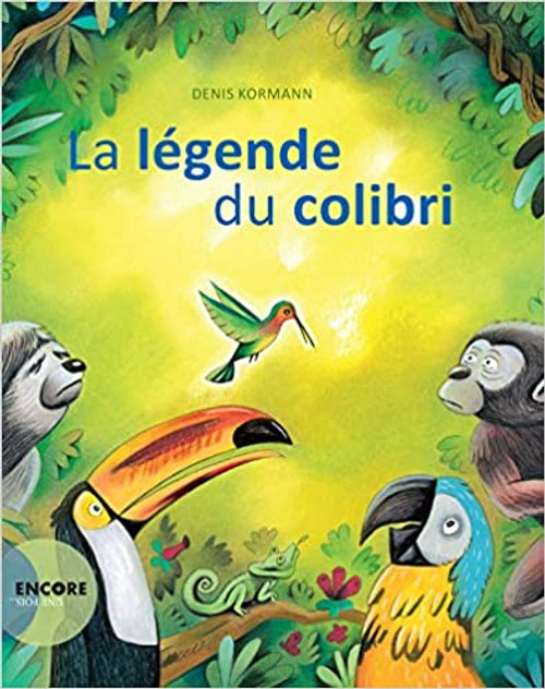 La legende du colibri