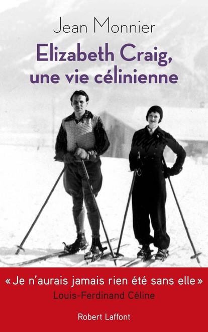 French book Elizabeth Craig, une vie celinienne