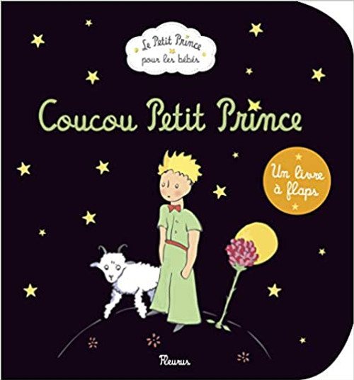 French book Coucou Petit Prince