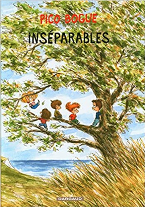 French comic book Pico Bogue - tome 12 - Inseparables