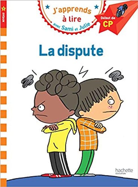 French Book Sami et Julie La dispute