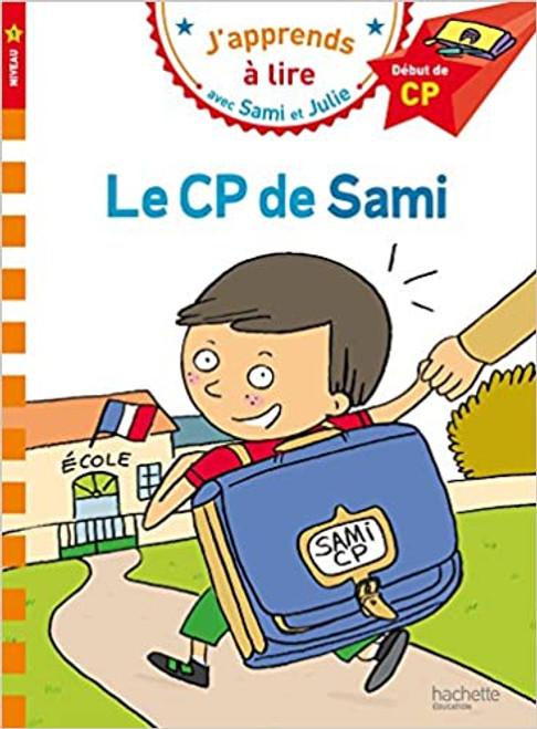 French book Le CP de Sami