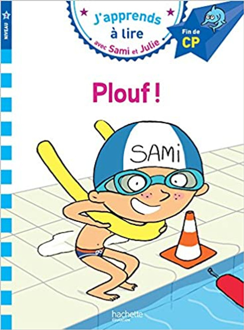 French book Sami et Julie Plouf