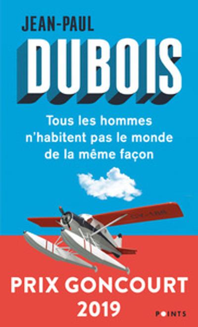 French book  Tous les hommes n'habitent pas de la meme facon