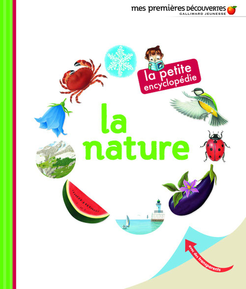 French book La nature La petite encyclopedie