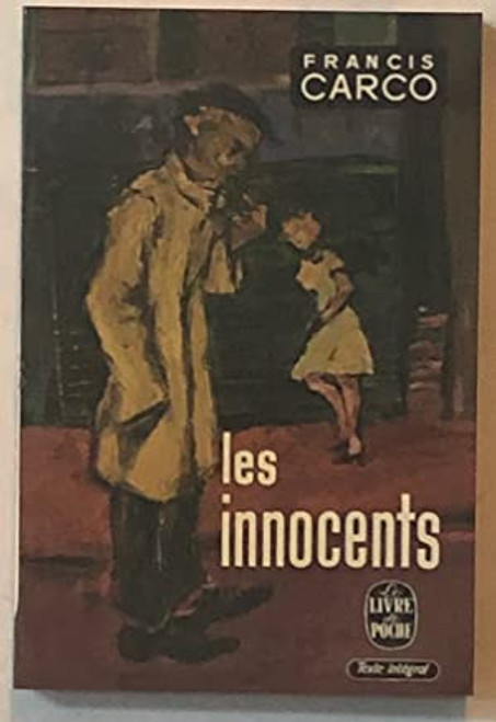 French book Les innocents