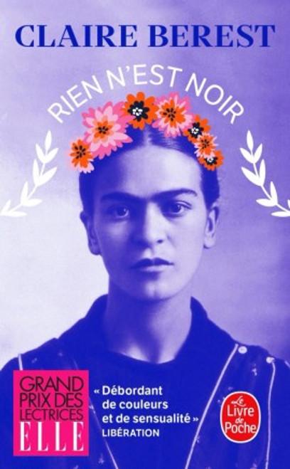 French book Rien n'est noir
