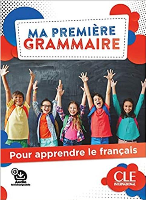 French textbook Ma premiere grammaire pour apprendre le Francais A1/A2 (pour enfants)