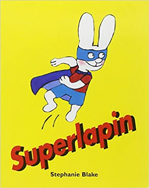 French children's book Superlapin