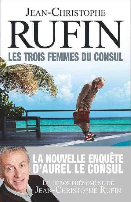 French book Les trois femmes du consul