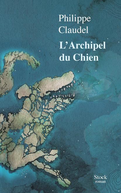 French book L'Archipel du Chien