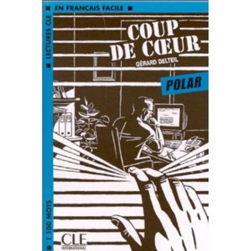 Coup de coeur - Delteil - Easy reader Level 2