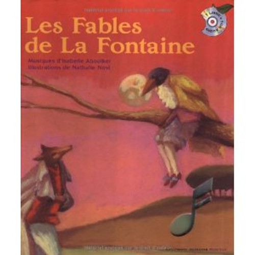 Fables de La Fontaine with CD audio