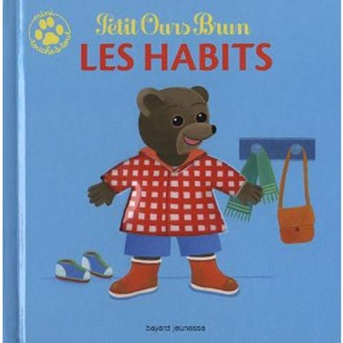 Petit Ours Brun - Les habits