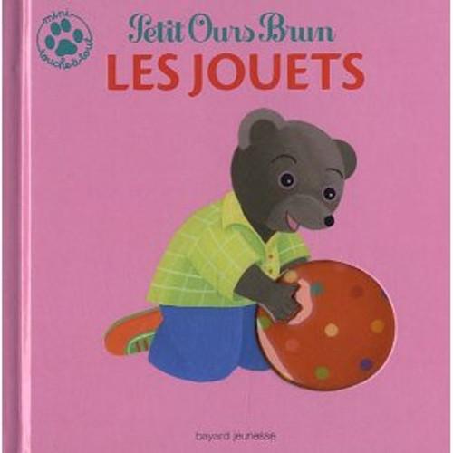 Petit Ours Brun - Les jouets