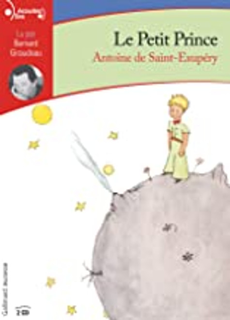 Le petit prince - Audiobook (1 CD mp3)