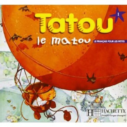Tatou le matou niveau 1 -  Livre Eleve (French textbook)