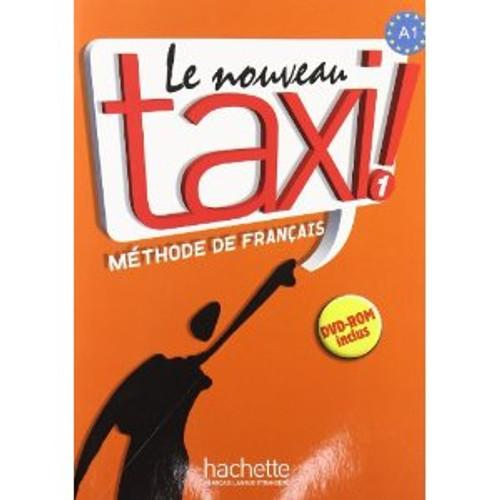 Le nouveau TAXI ! Niveau 1  Livre eleve + DVD-Rom (A1)