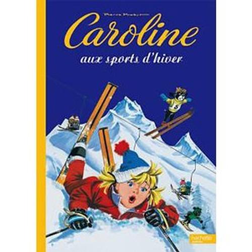 Caroline aux sports d'hiver T11