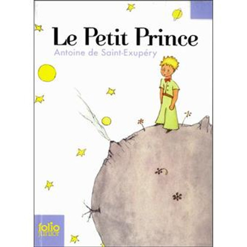 Petit Prince (le) (Folio Junior)