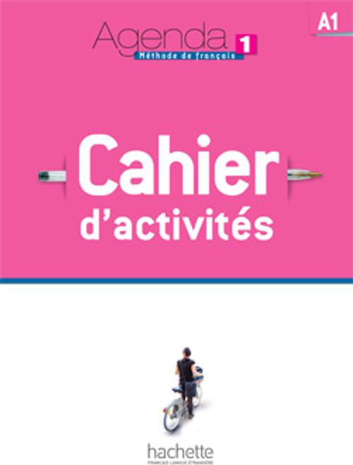 Agenda Niveau 1 - Cahier d'activites + CD