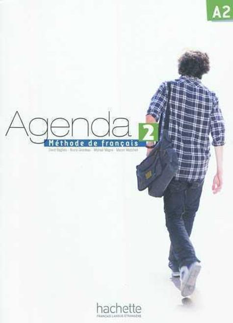 Agenda Niveau 2 -  Livre eleve + DVD-rom