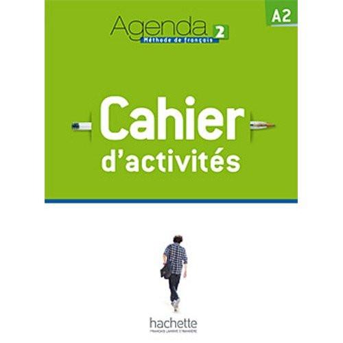 Agenda Niveau 2 - Cahier d'activites + CD
