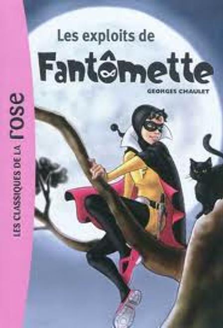 Explois de Fantomette (les)