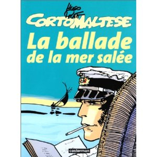 Corto Maltese - Ballade de la mer salee (la)