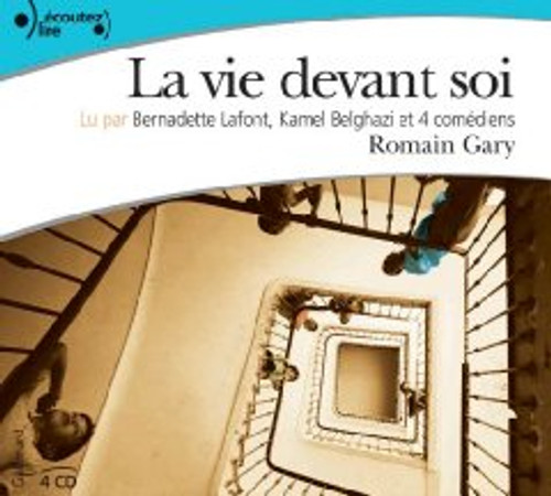 Vie devant soi (La) - Audiobook on CD