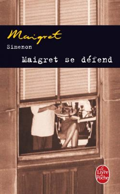 Maigret se defend (french edition)
