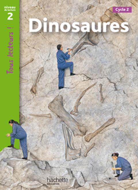 Tous lecteurs! Dinosaures