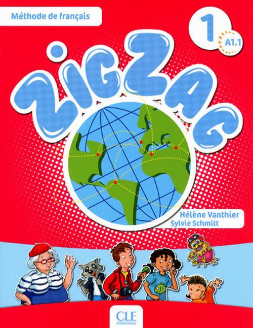 ZigZag 1.  Eleve with audio CD