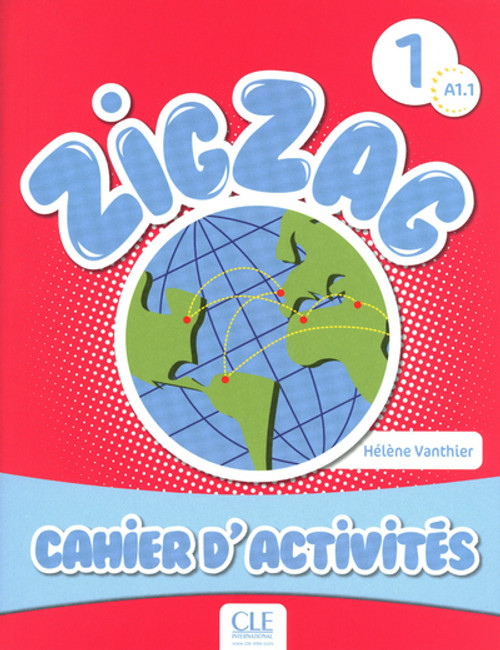 ZigZag 1. Cahier d'activites (out of print)