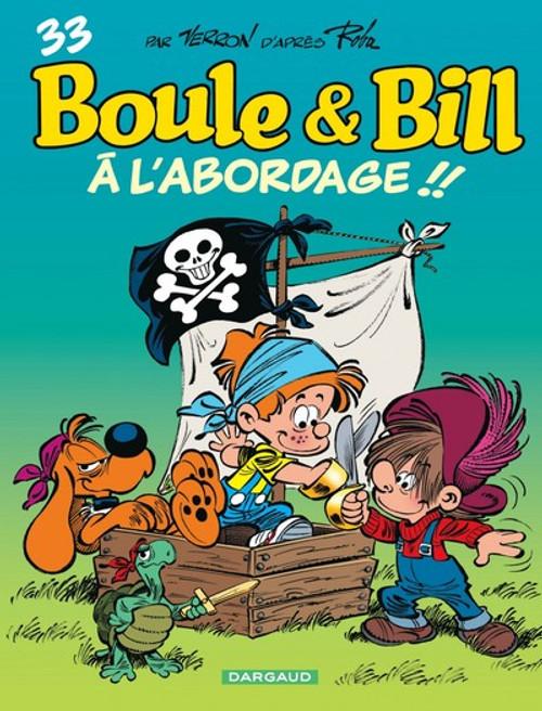 Boule & Bill N33 - A l'abordage