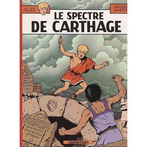 Alix N13: Le spectre de Carthage
