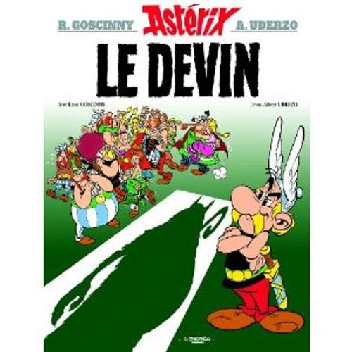 Asterix Le devin
