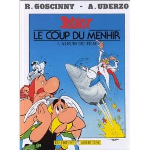 Asterix, le coup du menhir (album du film)