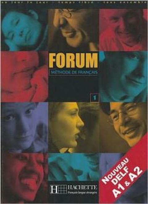 Forum 1  Methode de Francais - Nouveau Delf A1 & A2