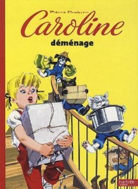 Caroline demenage T13