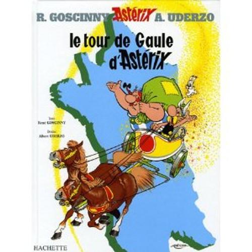 Le tour de Gaule d'Asterix