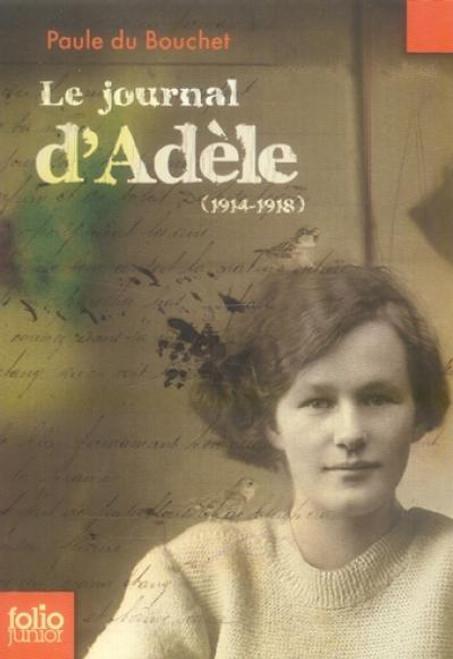 Journal d'Adele (1914-1918)