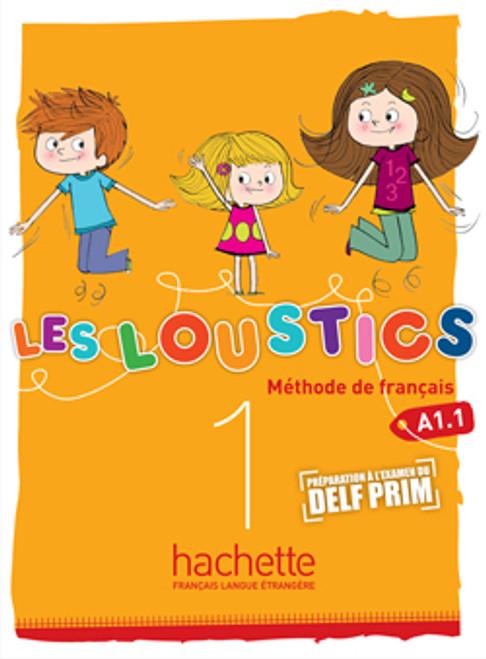 Les loustics 1 -   Methode de Francais A1.1