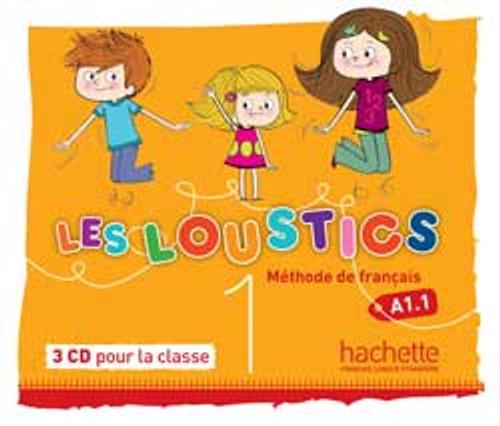 Les loustics 1 -  3 CD pour la classe
